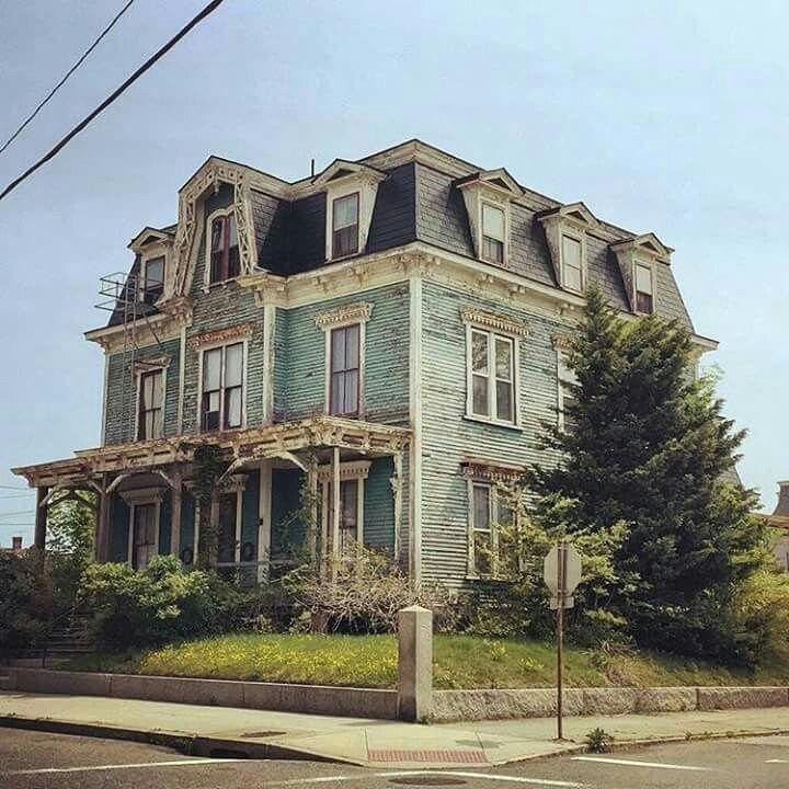 George Hawes House 229 Winter Street