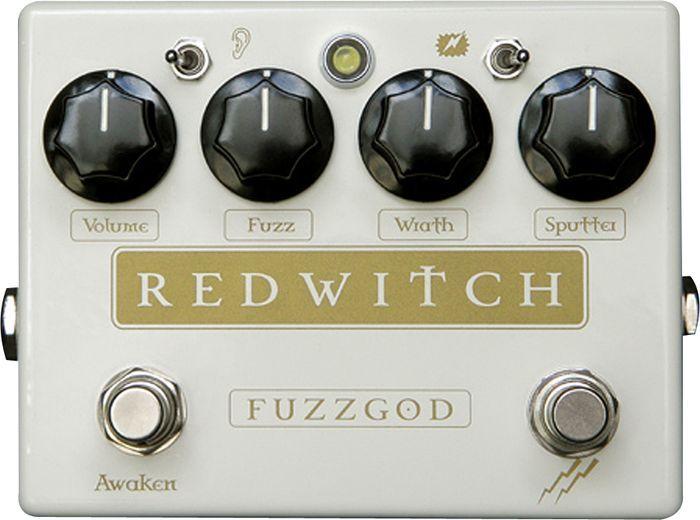 Red Witch Fuzz God