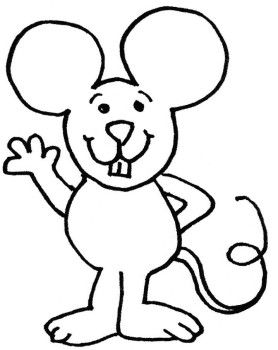 Cute Mouse Coloring Pages Coloring Pages Cute Mouse Coloring Pages For Kids