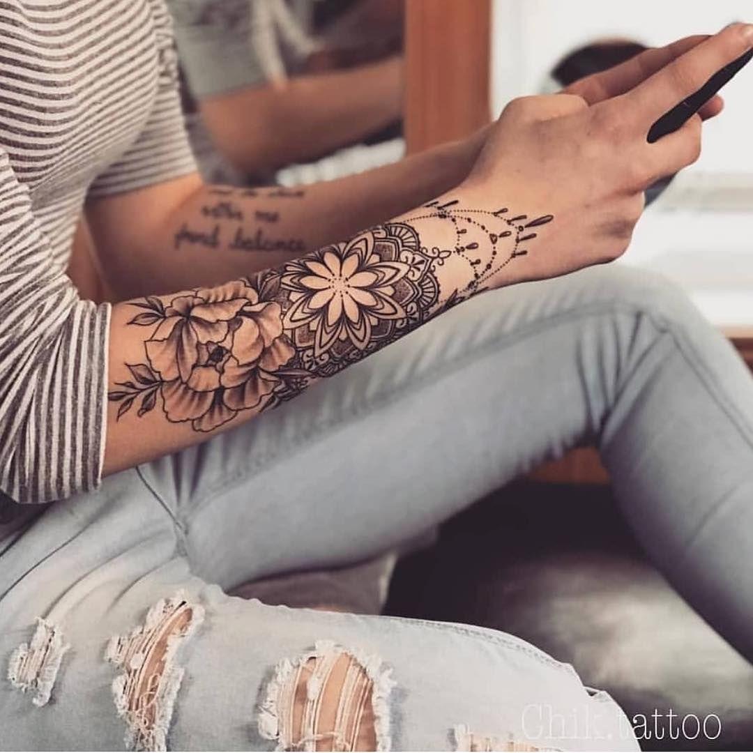 Photo of Girly tat inspo @ chik.tattoo