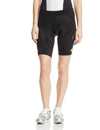 Sugoi Women/'s RS Cycling Shorts w//Chamois Size Large Black New
