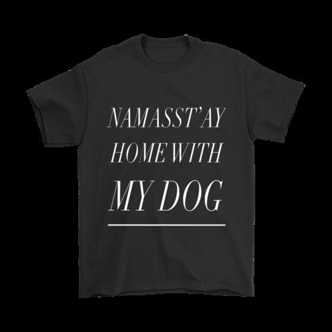 Namasst'ay Dog Crew Neck