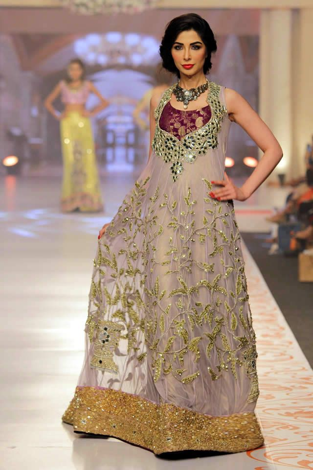 Tabassum mughal couture week couture and pakistani for Couture a nice