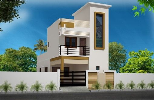 Image result for elevations of independent houses house for Individual house model pictures
