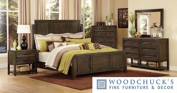 Beautiful #bedroom sets like this are available and ready to become a part of your #home!