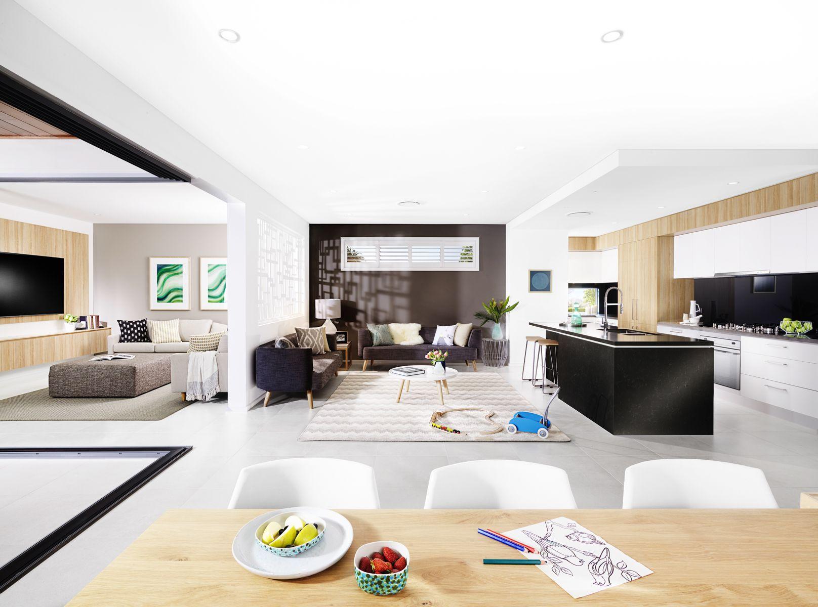 Bronte 28 || Clarendon Homes Living | Living Spaces | Pinterest ...