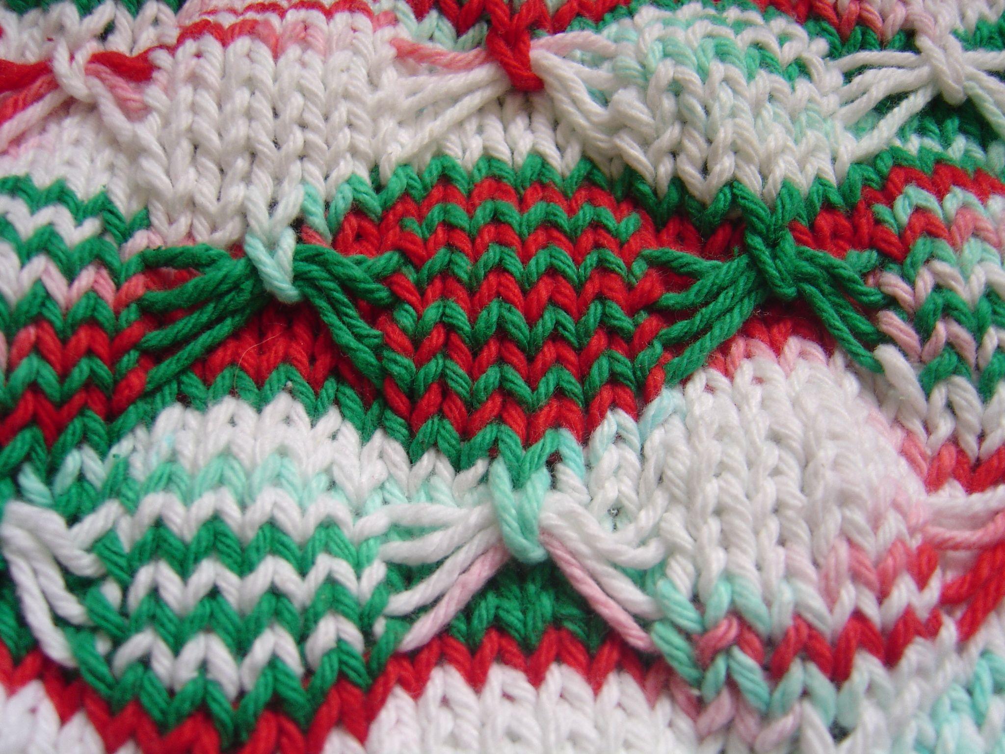 Christmas Cloth Pattern
