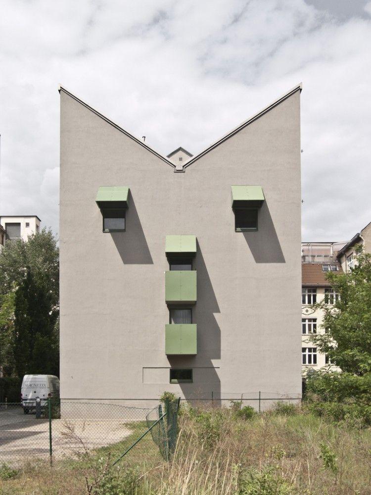 Kreuzberg Tower, John Hejduk