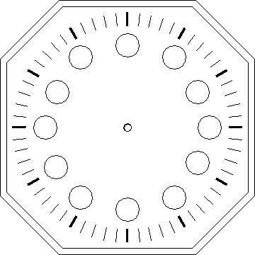 Blank Clock Face Worksheets | CLOCKS PRINTABLE | Pinterest | Blank ...
