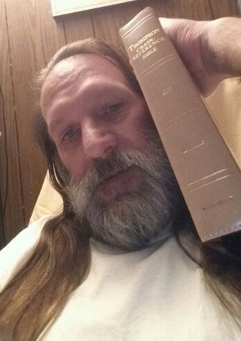 Me and my New Thompson Chain Reference Bible KJV RED LETTER KIRKBRIDE