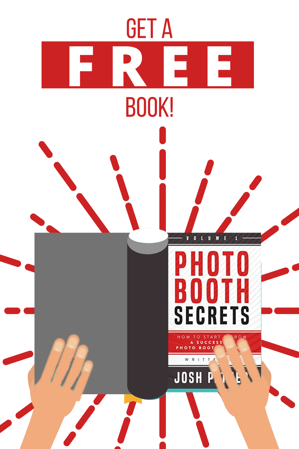Get Your Free Book Now Free Books Photo Booth Business Books