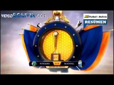 Club Petrolero vs Blooming -   wwwfootballreplaynet/football