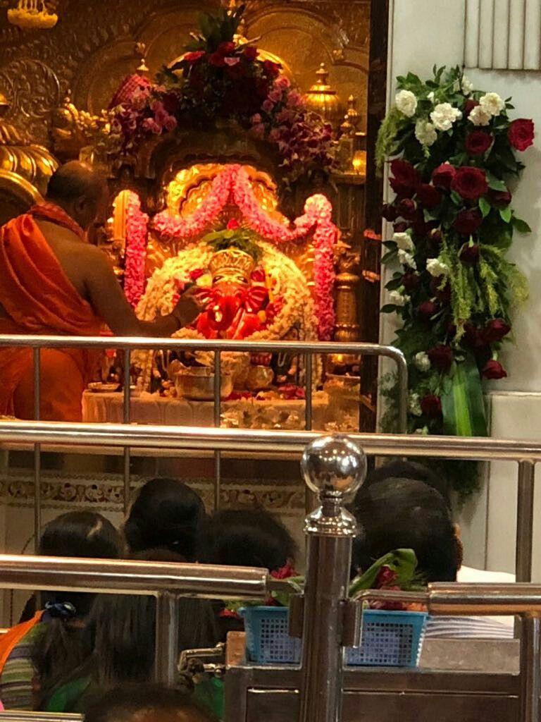 Good morning jai Ganesh Jai Mata di OBSERVE ANGARKI