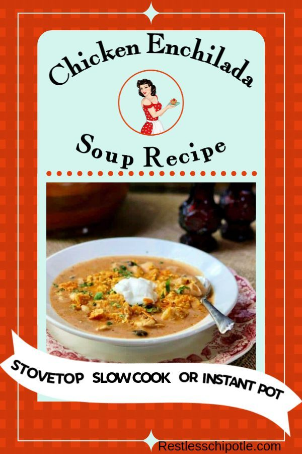 381 Easiest Way To Prepare Tasty Instant Pot Cabbage Sausage Soup: Quick And Cheesy Enchilada Soup