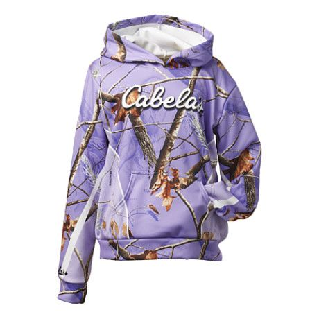 Realtree Camo Hoodies for Women | Cabela's Women's Performance ...