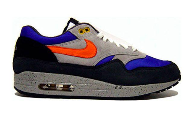 quality design 736ab 7e9dd Nike Air Max 1 « PrefontaineSkulls » Pack