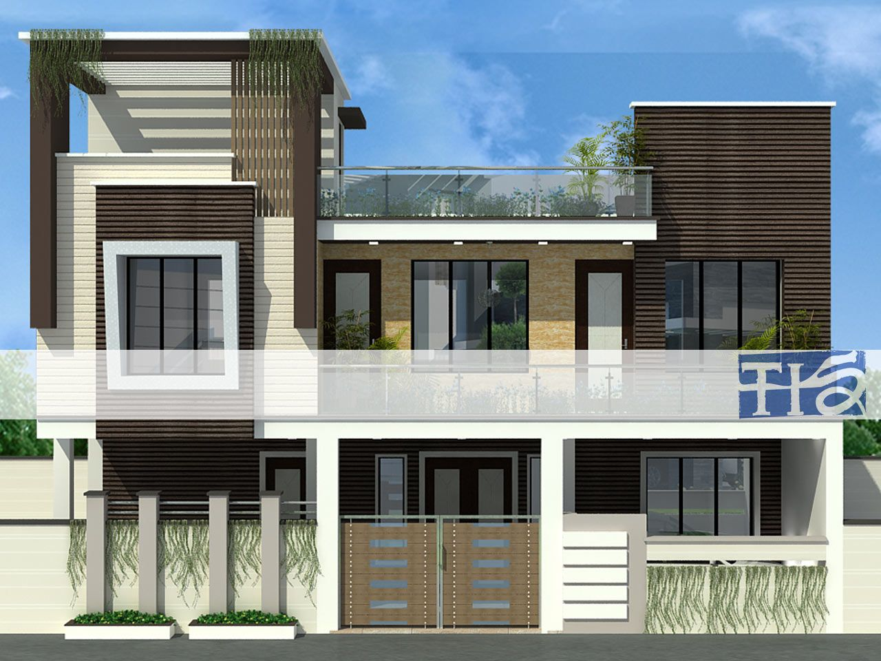 Exterior Design Of Residential Buildings Home Decorating Ideas House Designer