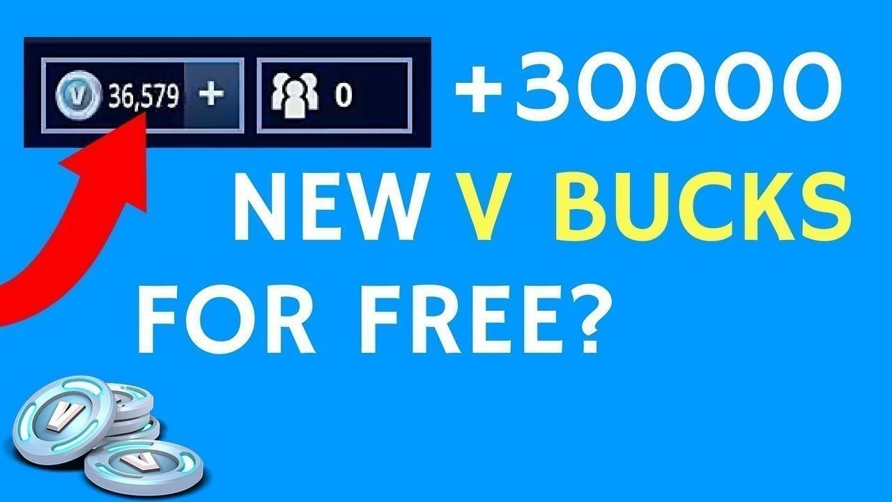 Free v bucks ps4