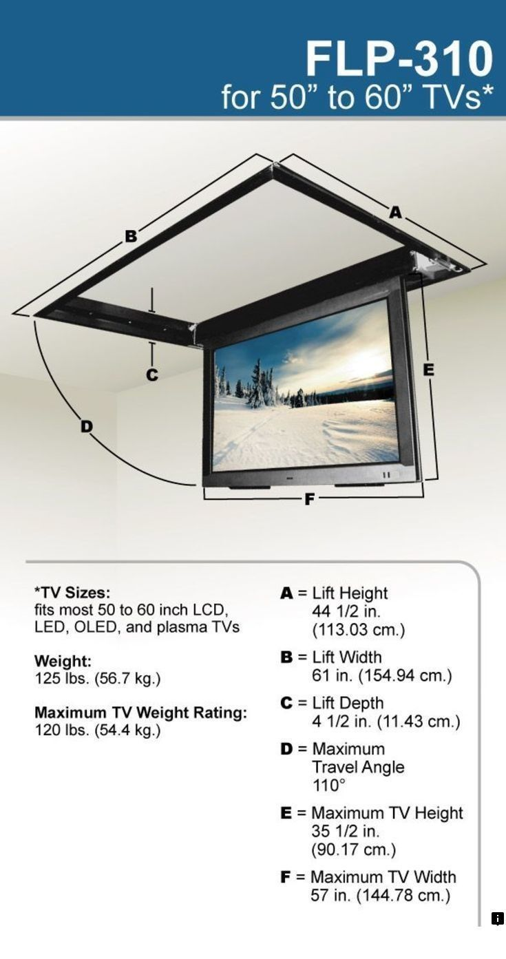Discover More About Tv Wall Click The Link For More Info This Is Must See Web Content Ceiling Tv Tv In Bedroom Hidden Tv