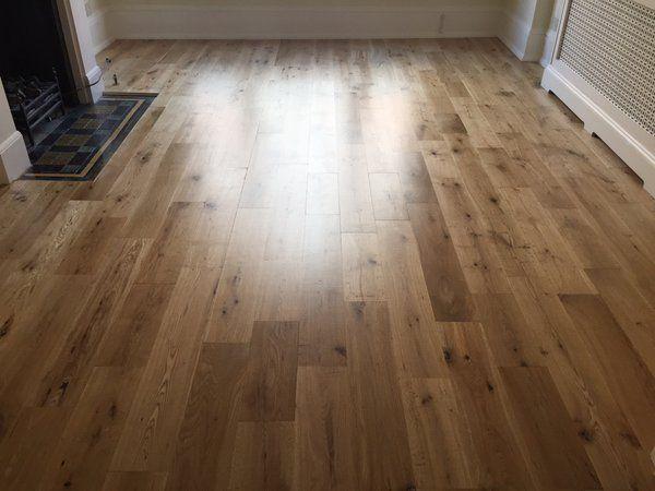 Wooden Floor Restoration Whiteoak Solid Wood Ultra Mat Varnish
