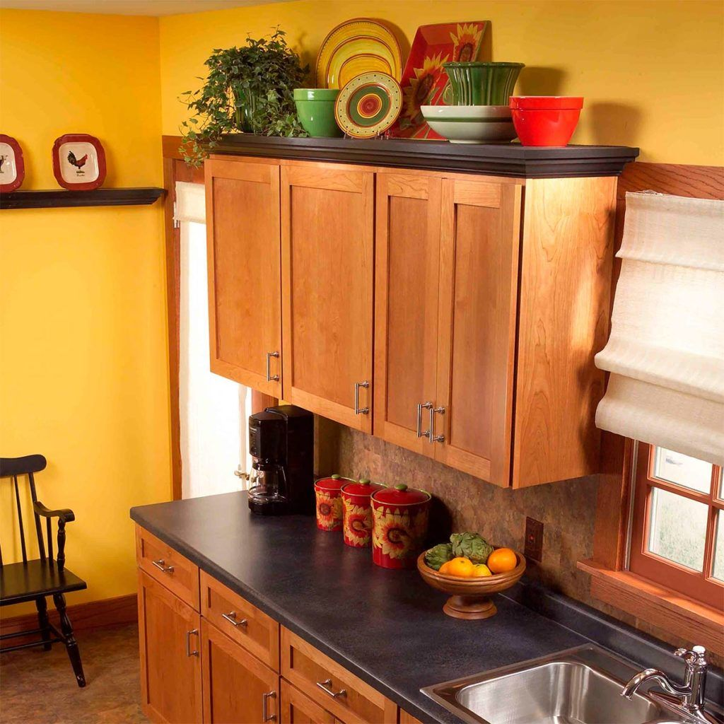 30 Cheap Kitchen AddOns You Can DIY Above