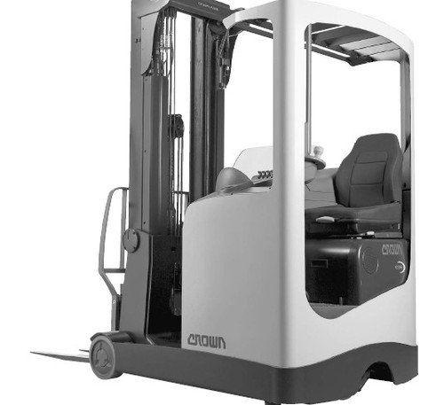 Crown ESR4500 Series Forklift Service Maintenance Manual | Crown ...