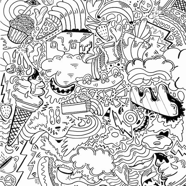 Stoner Coloring Pages for Adults in 2020 | Coloring books ...