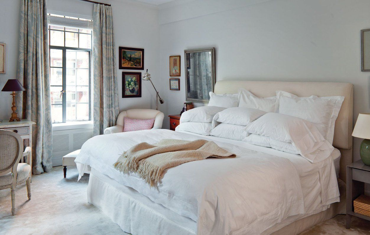 10 Ways to Make a Big Bedroom Feel Cozy is part of Big bedroom Inspo - Here at Apartment Therapy, we spend a lot of time talking about small spaces