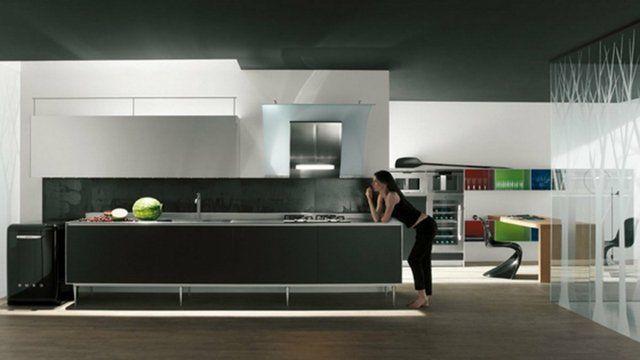 Idee Relooking Cuisine Modele De Cuisine Ultra Moderne