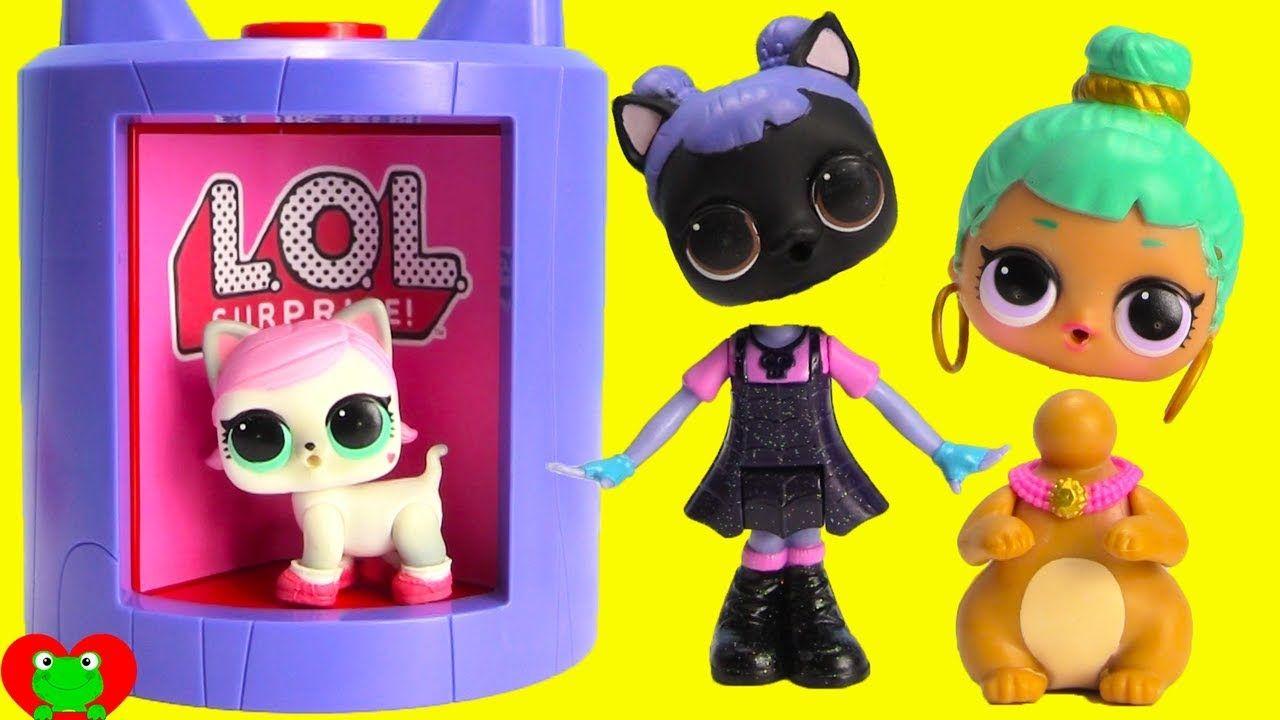 Lol Surprise Pets Wrong Heads Vampirina Pj Masks Transformer