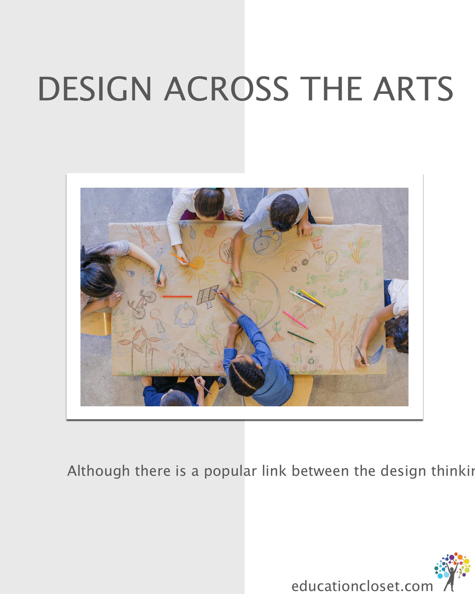 Design Across The Arts