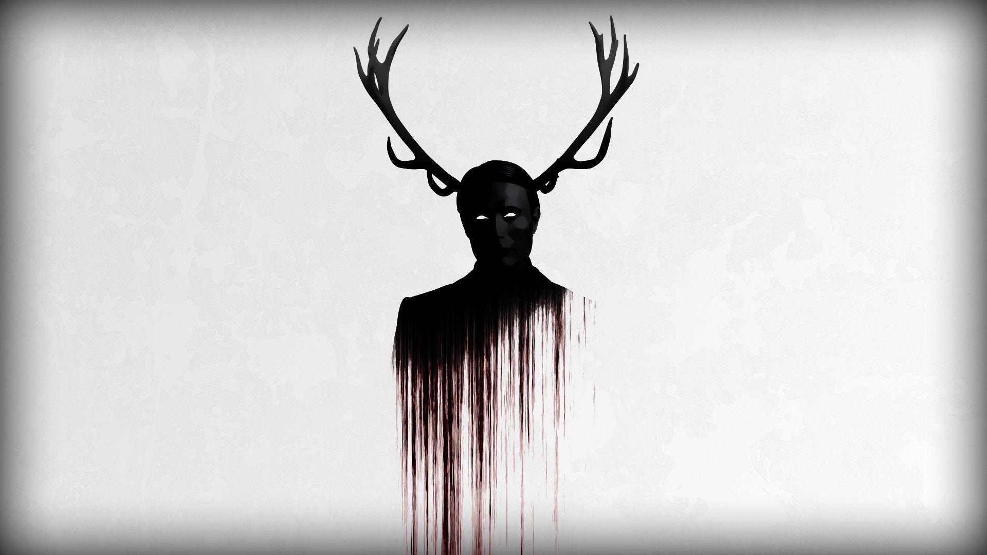 Bildergebnis Fur Hannibal Deer Wall