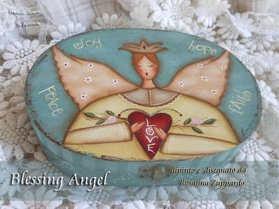 Pennelli, Amore & Fantasia: Blessing Angel