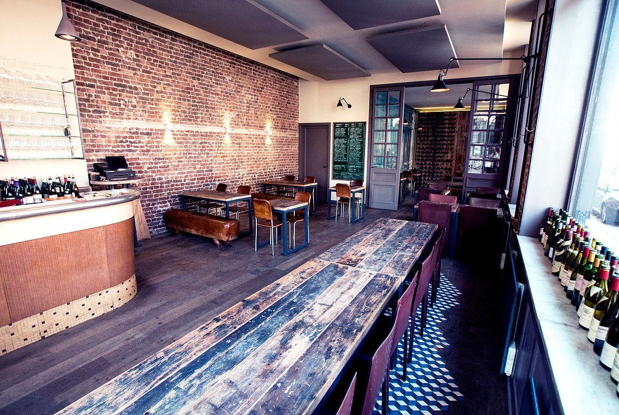 projet con u par audrey boey bar vins jaja lille am nagement d 39 int rieur et d coration. Black Bedroom Furniture Sets. Home Design Ideas