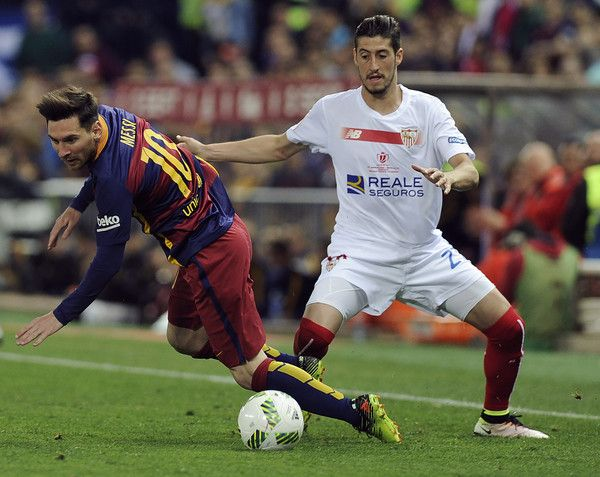 Barcelona v Sevilla - Copa del Rey Final | Fútbol de ...