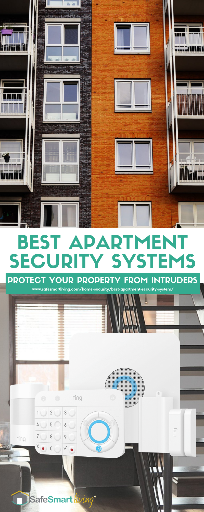 What To Look For In A Home Alarm System Wireless Home Security Systems Apartment Safety Home Security Systems