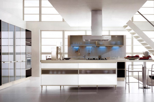 gorgeous kitchen designs by cucine lube