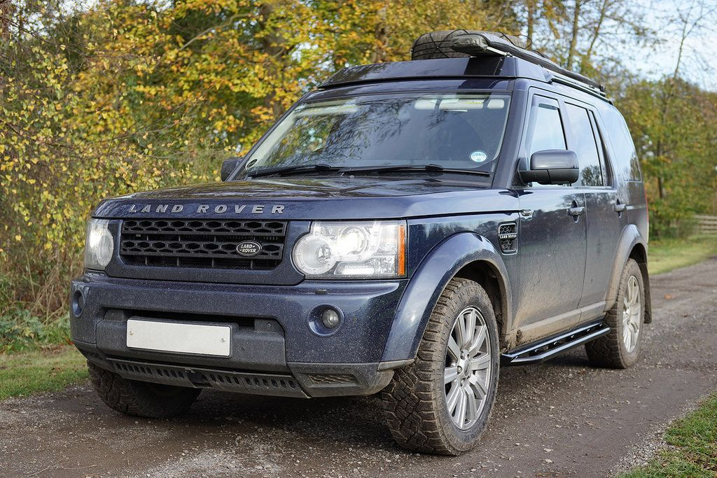 ProSpeed Discovery 4 Land rover discovery, Discovery