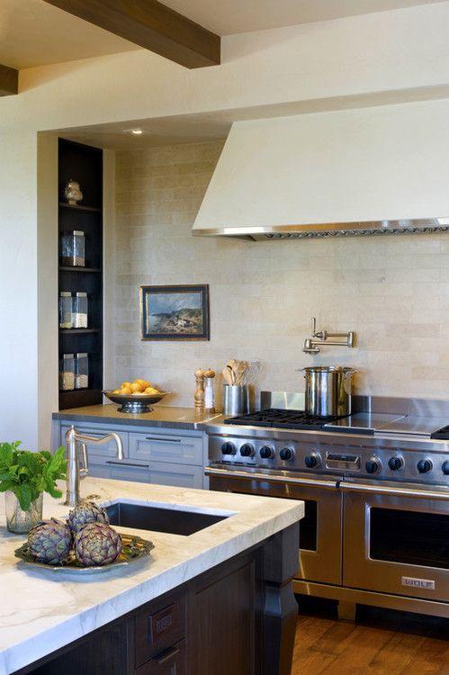 Evergreen Drive Contemporary San Francisco Upscale Construction Kitchen Inspiration Design Kitchen Design Contemporary Kitchen