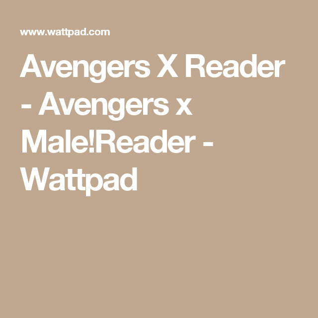 Avengers X Reader With Powers