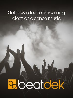 СЛУШАЙ МУЗЫКУ И ПОЛУЧАЙ ЗА ЭТО ДЕНЬГИ ! Beatdek - 21st Century Electronic Music Discovery