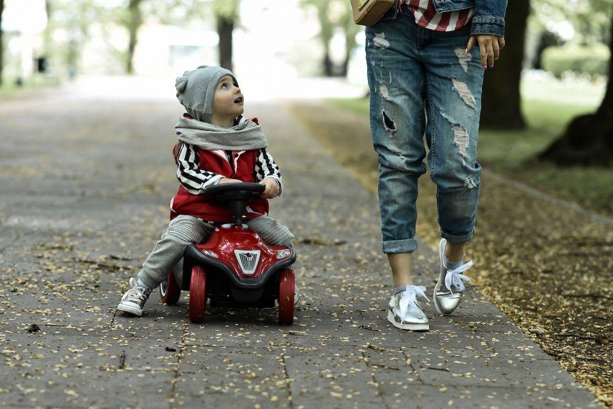Jezdzik Pierwszy Pojazd Dziecka Dla Dzieci Dzieci I Pojazdy