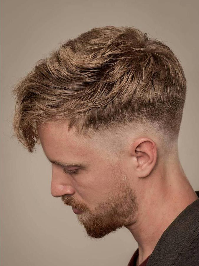 Modern Hairstyles Awesome 30 Drop Fade Haircuts Ideas  New Twist On A Classic  Pinterest