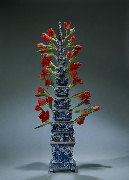 Antique Tulip Vase On My Wish List Art Pinterest