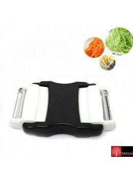 Buy Red Forest Multifunctional Fruit & Vegetable Peeler-545058 online at happyroar.com