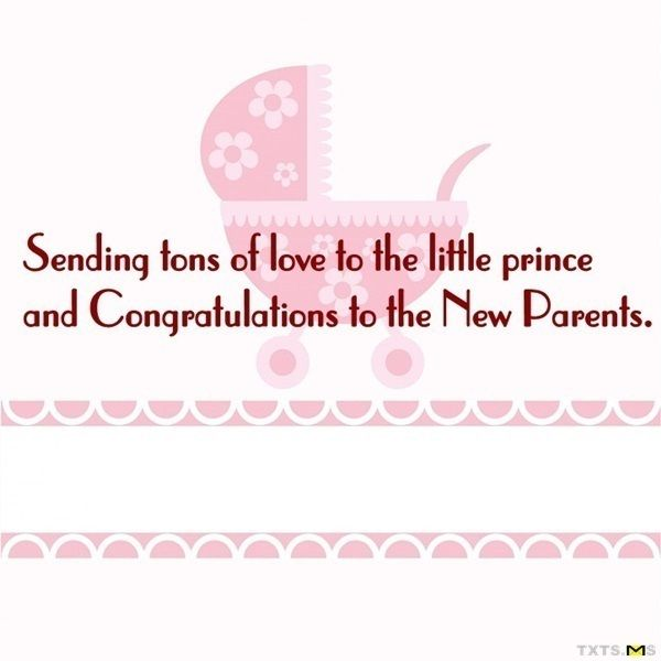 Congratulations Wishes For New Arrival  Greetings  Blessings