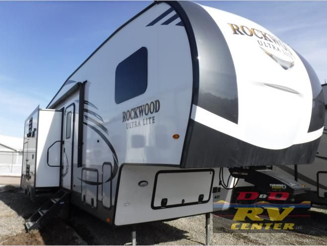 New 2019 Forest River Rv Rockwood Ultra Lite 2888ws Fifth Wheel At
