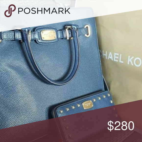 549e862006bc Michael Kors purse (wallet not included) BNew Beautiful Hamilton MK ...