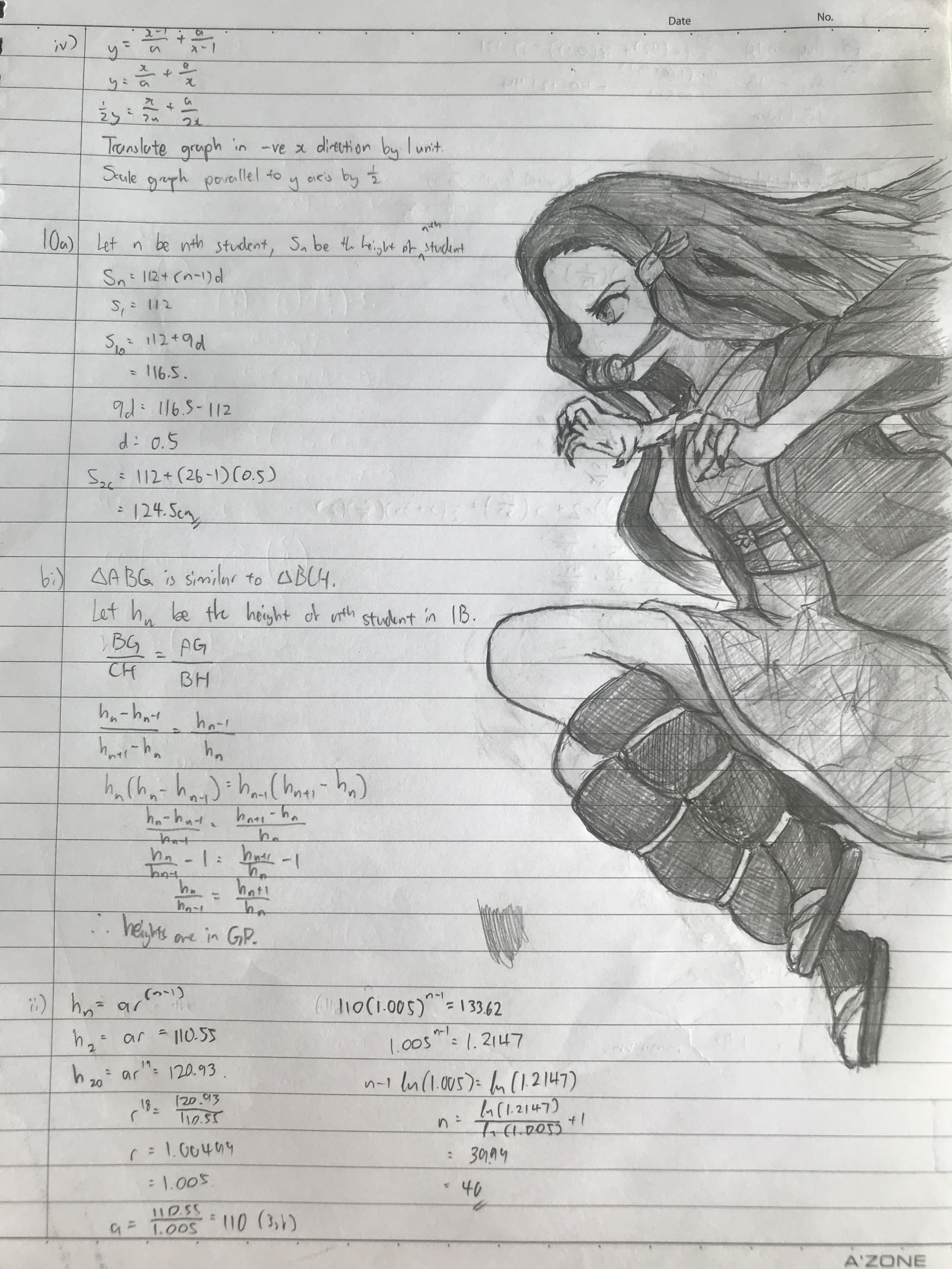 16++ Anime long sleeve drawing ideas