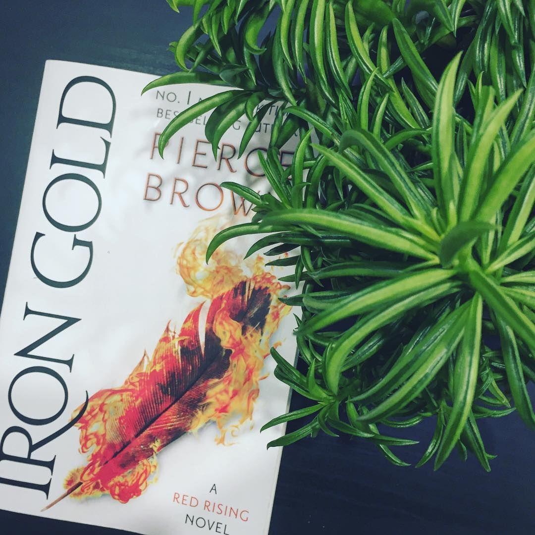 Iron gold pierce brown